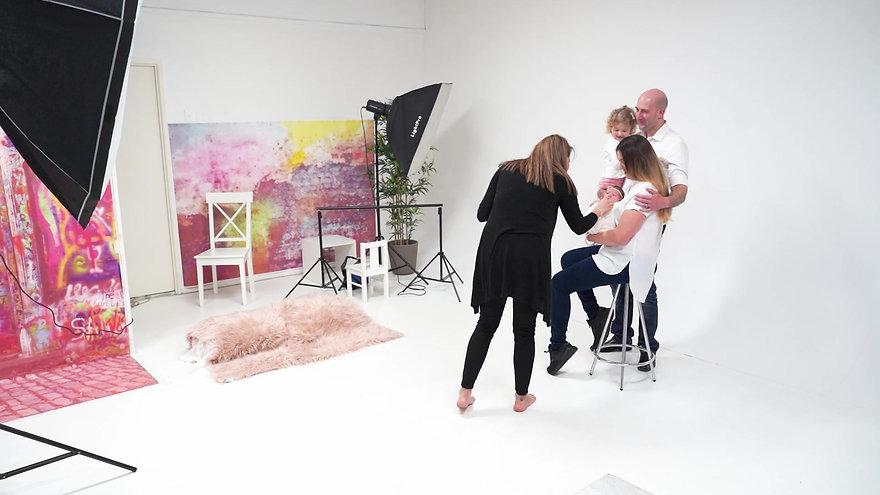 Behind the scenes- Newborn