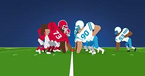 Die Grundregeln Des American Footballs  NFL