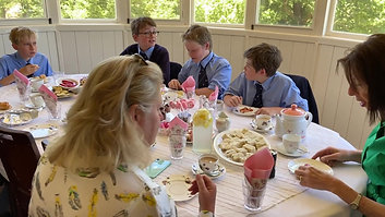 The King's School, Tudor House High Tea Lunch