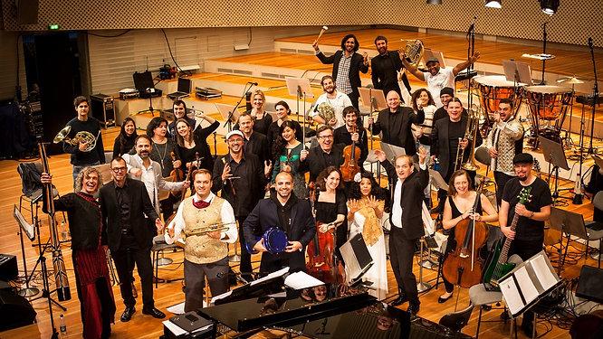 Das Beste aus 10 Jahren Orchester der Kulturen