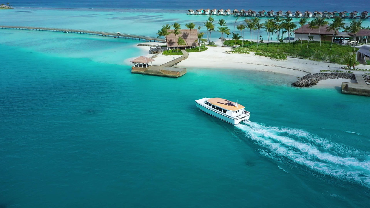 Hard Rock Hotel Maldives Video
