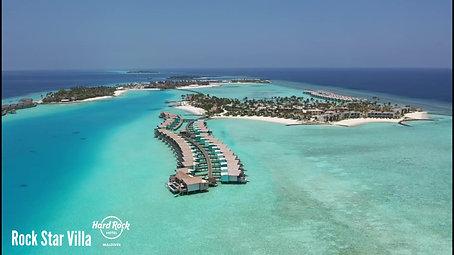 Hard Rock Hotel Maldives- Rock Star Villa