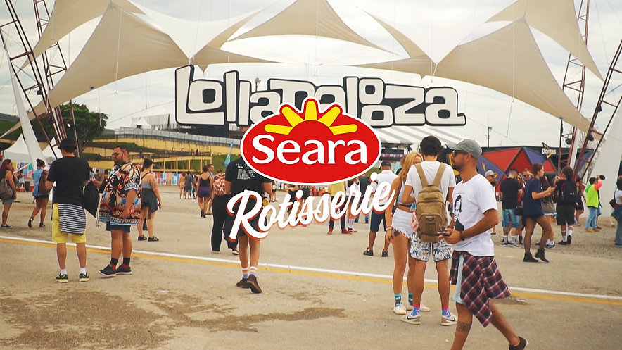 Seara no Lollalooza 2019