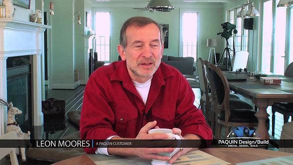 Leon Moores - A Testimonial.