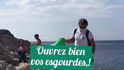 Nettoyage de plage- 19 septembre 2020