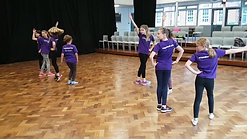 Our First West End Workshop was great!  The pupils had less than an hour to l... (2)