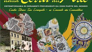"Rencontre céramistes ""dalla Terra all'Arte"" San-Lorenzello"
