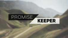 Promise Keeper | March 29, 2020