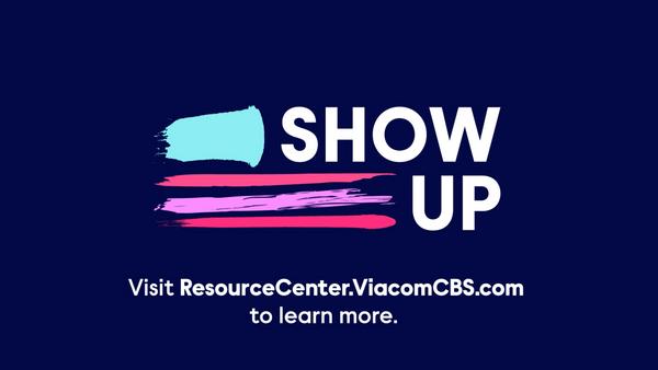 Show Up Civic Engagement Campaign