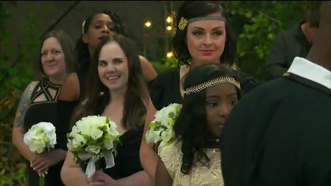 Andrea and Lamar's Wedding - Love After Lockup