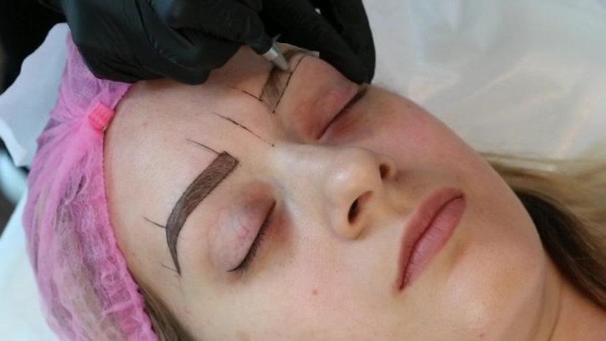 Magic Shading Eyebrows & Classic Eyeliner