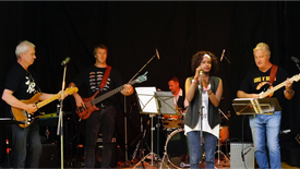 High5 at Verger Festival 2017