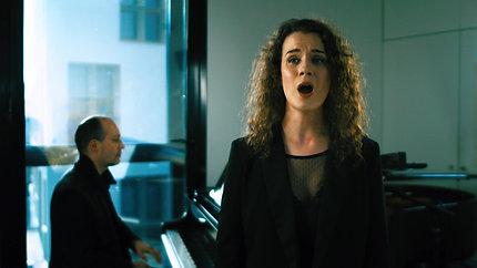 La Flûte enchantée, Pamina de Mozart par Eva Roudoukhina