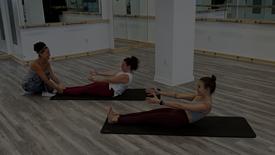 Pilates Mat: Beginner Flow