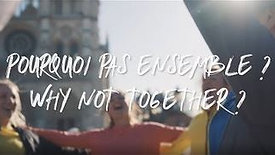 Why not together? || Paris Marathon