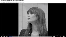 Antonio Croce FW19 - London Vibes