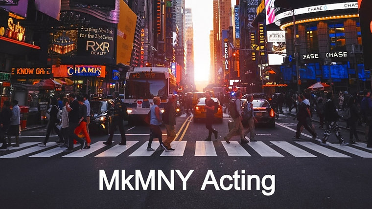 Acting Intensive for New and Non-Actor Videos
