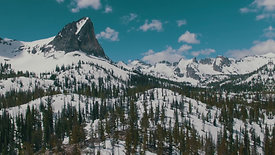 Idaho Sawtooth Moutains
