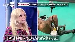 Francesca Cenci intervento a TV8 Sky 11.09.20
