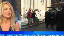"""Francesca Cenci intervento a """"Estate in diretta"""" 19.08.21"""