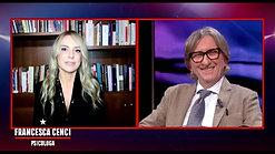 """Francesca Cenci intervento a """"TIKI TAKA"""" 24.05.21"""