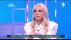 Francesca Cenci intervento a TV8 Sky 18.09.20