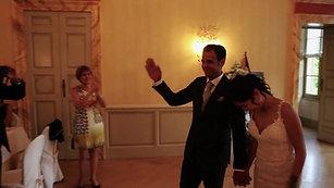 Afet & Giuseppe sposi
