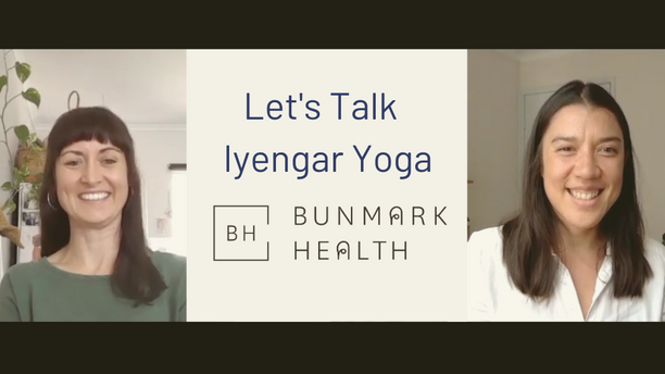 Let's Talk Iyengar Yoga with Jess White