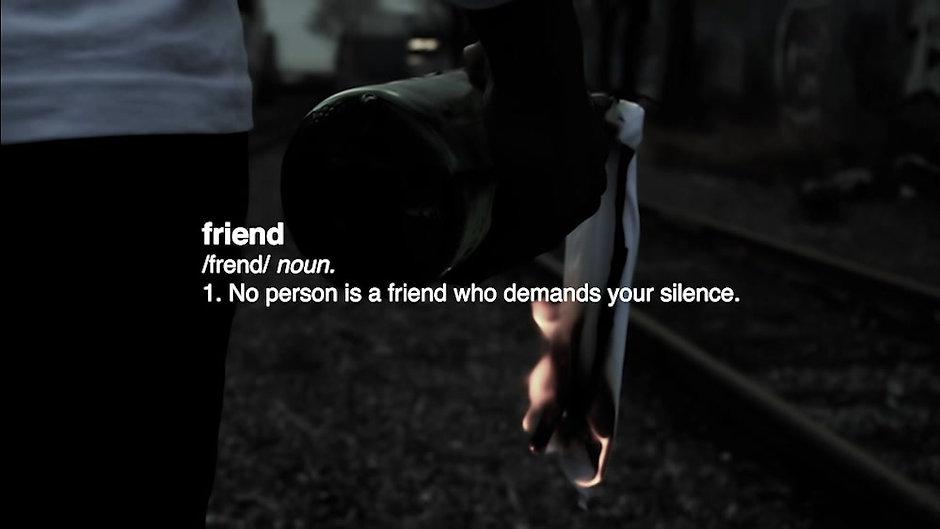 FRIENDS PROMO NR