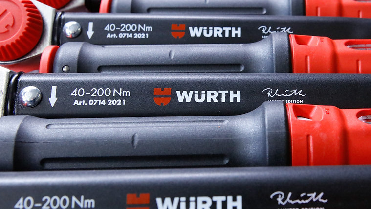 Torque Wrench Limited Edition