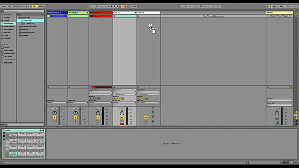 Importing and Routing In Ableton