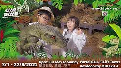 Jurassic X The Dinosaur Park HK
