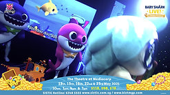 Brand-new show: Baby Shark LIVE: The Hidden Treasure GIVEAWAY