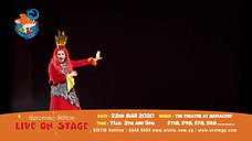 Geronimo Stilton Live in Singapore