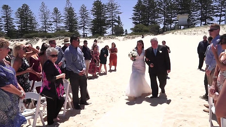 Jeff & Lisa Wedding Highlights