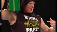 Joe Cronin Talks about WWE punishing brock Lesnar