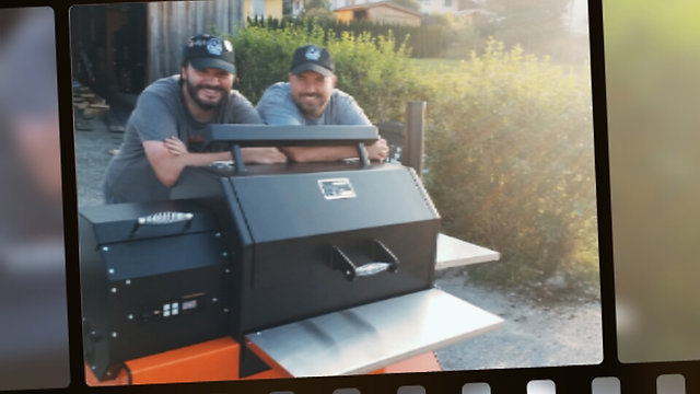 Knockstone BBQ Team Austria