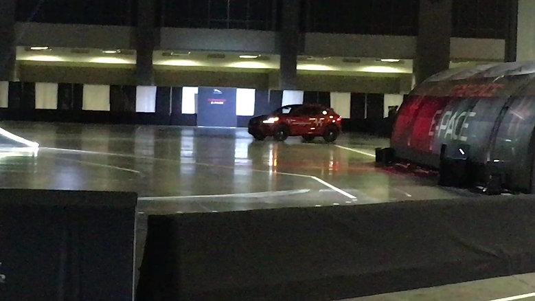 E-Pace Experience at 2018 Washington Auto Show