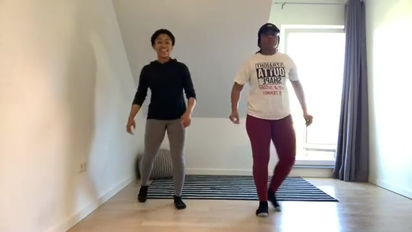 Virtual Hip Hop Dance Class