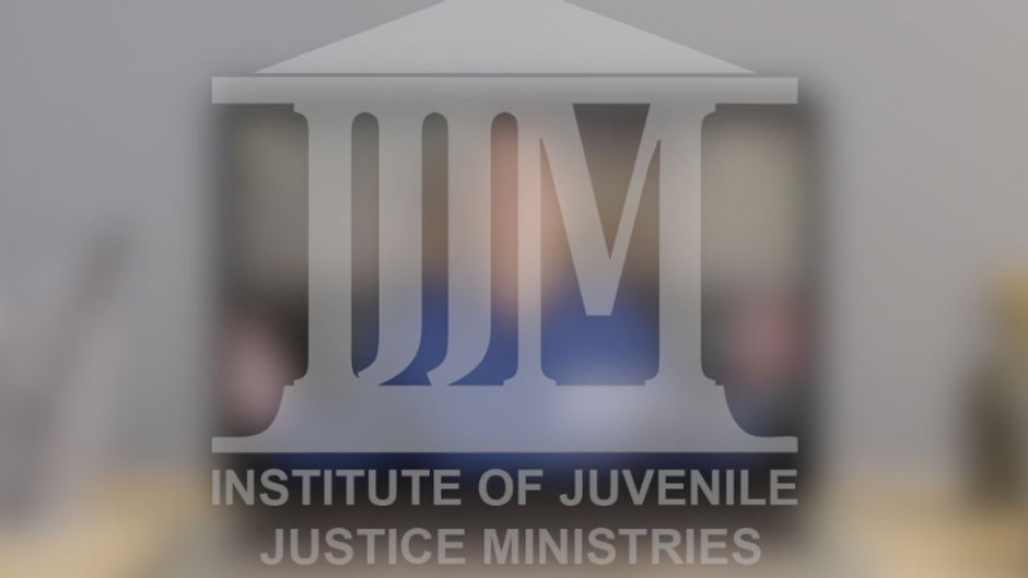 Overview:  Effective Juvenile Justice Ministry