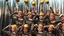 Lucy Lovick Dancers MSC Preziosa