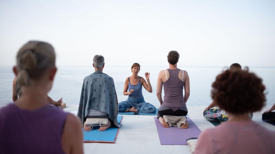 Livestream Meditationen