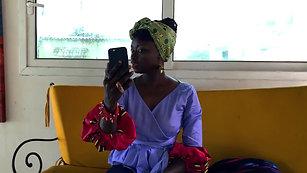 SANAA FACES - The Creative Les Moussors de Awa