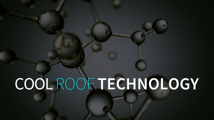 ¿Como funciona el Cool Roof Technology?