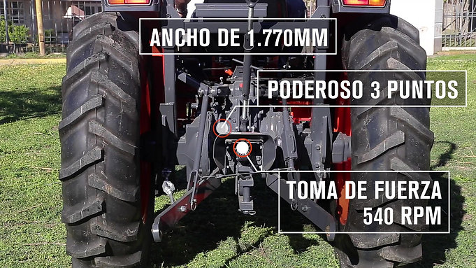 MX5100 - Video Producto