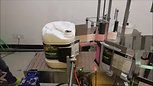 LFS-250 Square Bottles Labeling System