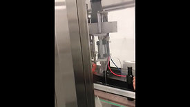 Capping and Labeling Line