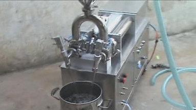 """Semi Automatic Filling """"FLP 1-2 nozzles"""""""