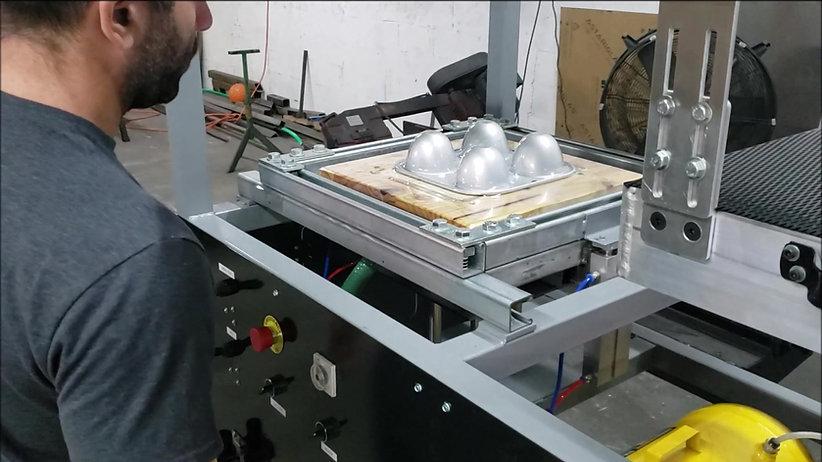 Thermoforming Avan-tec T100