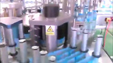 Avan-Tec LHMG-5000 Hot melt glue labeling